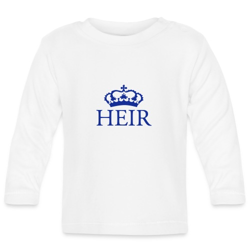 Gin O'Clock Heir Baby LS Top - Baby Long Sleeve T-Shirt