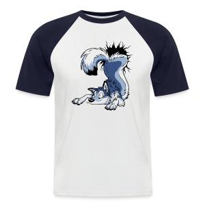 UN-STUCK Husky Blue/Blau - Männer Baseball-T-Shirt