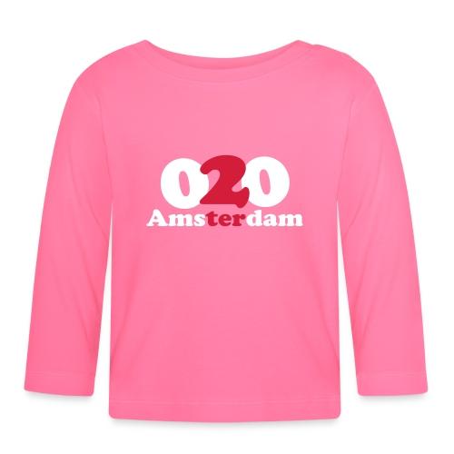 020 Amsterdam babyshirt - T-shirt