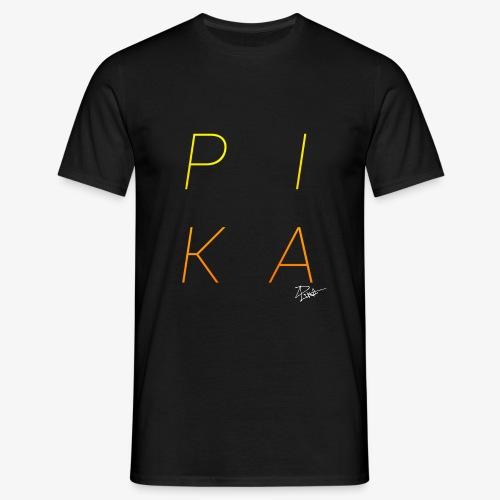 P.I.K.A  - T-shirt Homme