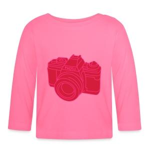 Fotoapparat 2 - Baby Langarmshirt