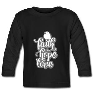Baby Langarm-Shirt - Baby Langarmshirt