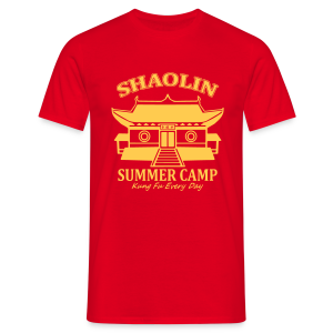 Shaolin Summer Camp - T-shirt Homme