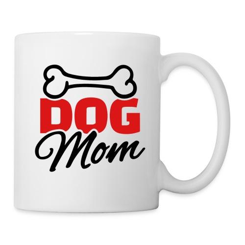 Dog Mom - Mug blanc