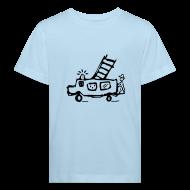 T-Shirts ~ Kinder Bio-T-Shirt ~ Feuerwehr - Kinder Bio T Shirt