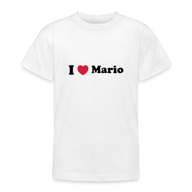 I Love Mario Kids