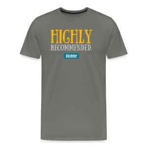 Highly Recommended. - Men's Premium T-Shirt