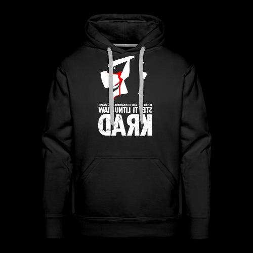 Horrorcontest 2017 sixnineline - Sweat-shirt à capuche Premium pour hommes