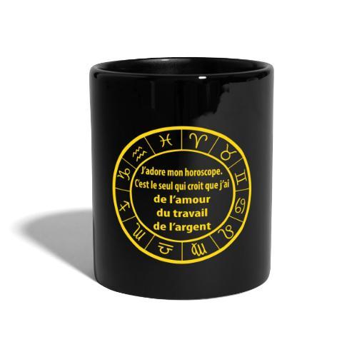 Horoscope amour travail santé - Mug uni