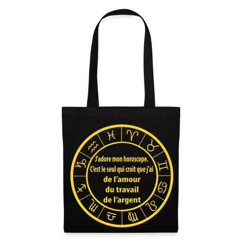 Horoscope amour travail santé - Tote Bag