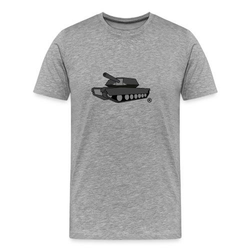 T-BRAND TANK CLASSIC - Men's Premium T-Shirt