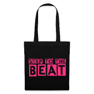Bags & Backpacks ~ Tote Bag ~ Step To The Beat