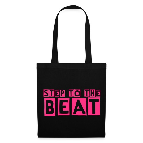 Step To The Beat - Tote Bag