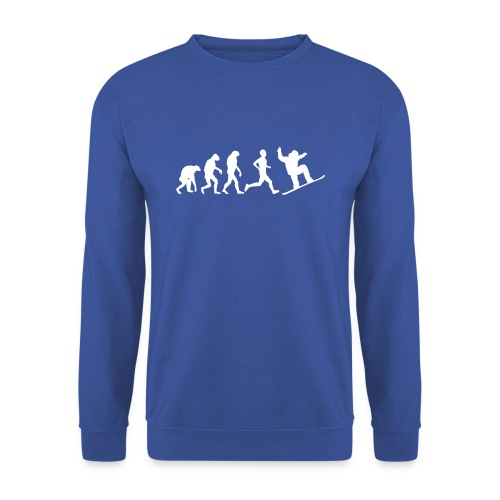 Evolution - Sweat-shirt Homme