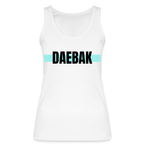 Débardeur - Daebak #green - Débardeur bio Femme