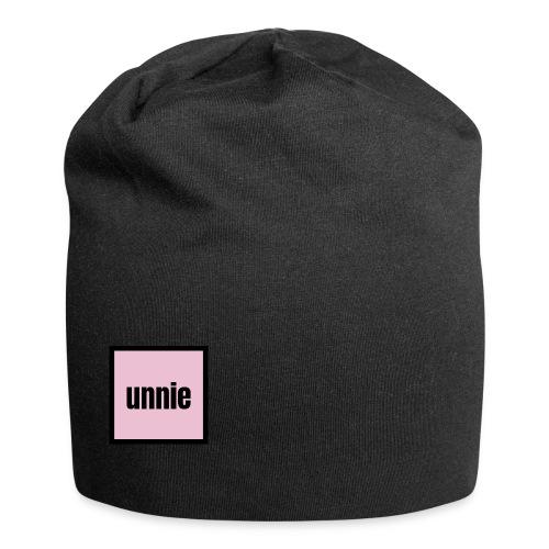 Beanie - Unnie (Grande soeur) - Bonnet en jersey