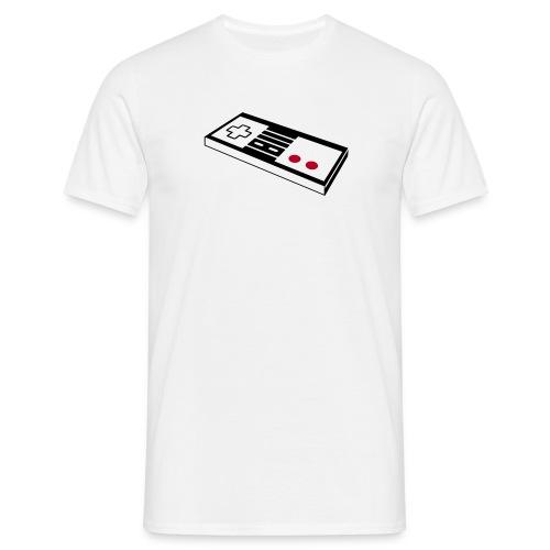 NES Controller - Männer T-Shirt