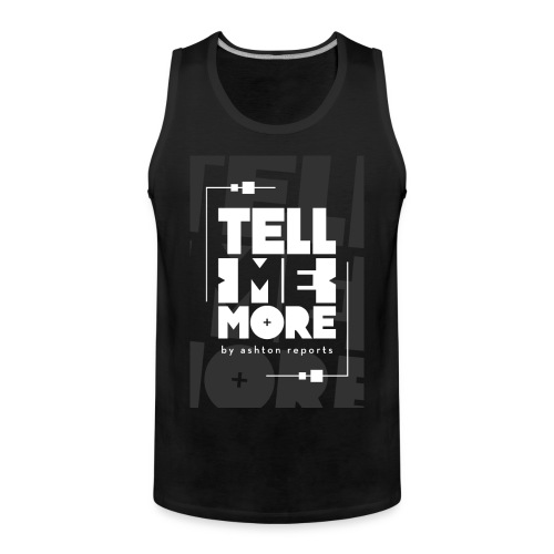 TMM - 2016 - Men's Premium Tank Top