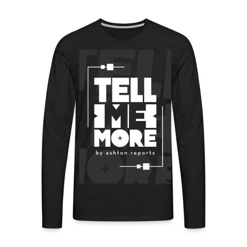 TMM - 2016 - Men's Premium Longsleeve Shirt