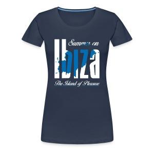 TMM - Ibiza - Women's Premium T-Shirt