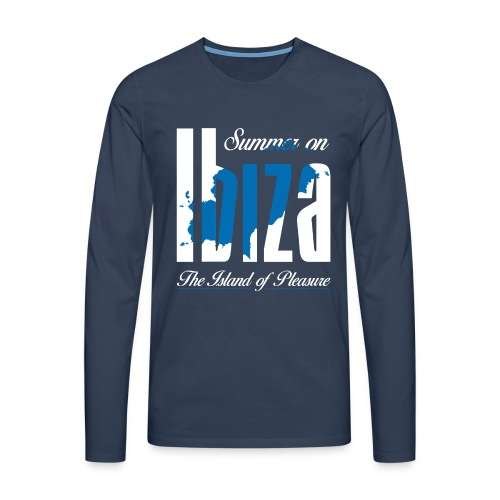 TMM - Ibiza - Men's Premium Longsleeve Shirt