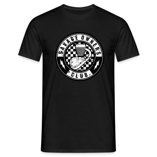 Savage LS650 T-Shirt - Männer T-Shirt