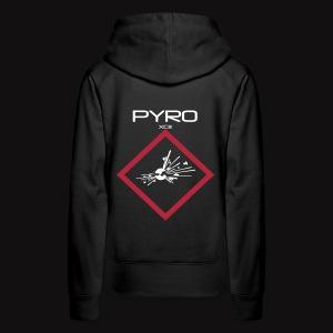 artificier hoodie Pyro  - Sweat-shirt à capuche Premium pour femmes
