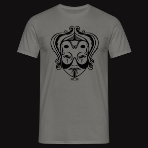 JAPAN MASK 2 - T-shirt Homme