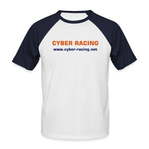 2005 Cyber Racing Shortsleeve - Men's Baseball T-Shirt