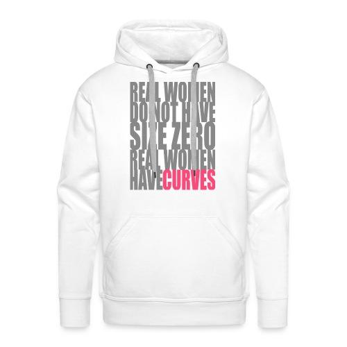 Men (Sweater) - Mannen Premium hoodie