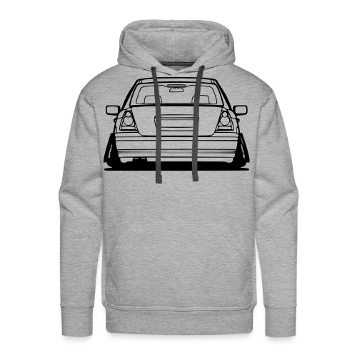 E*46 Compact - Männer Premium Hoodie
