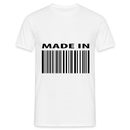 momo - Maglietta da uomo