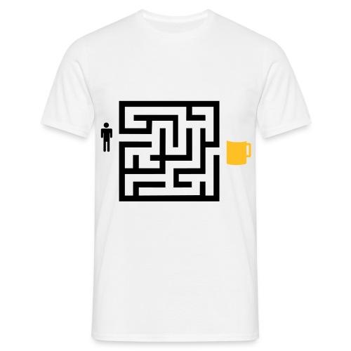momo3 - Maglietta da uomo