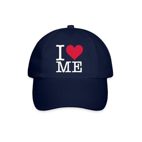 Gorra I love me (negra) - Gorra béisbol