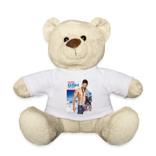 Teddy Snowboarder vorne - Teddy