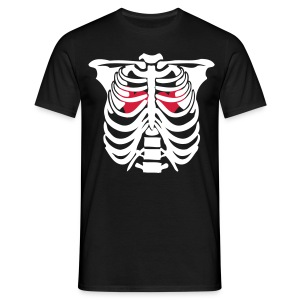 Time Lord X-Ray - Men's T-Shirt