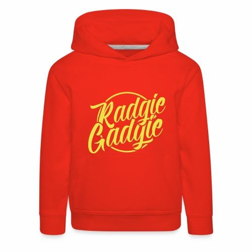 Radgie Gadgie Children's Hoodie - Kids' Premium Hoodie