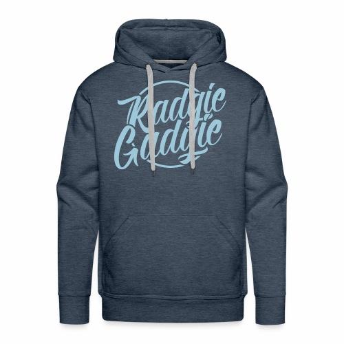 Radgie Gadgie Men's Hoodie - Men's Premium Hoodie