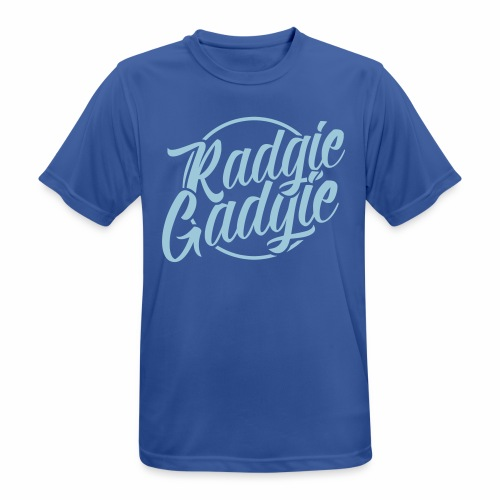 Radgie Gadgie Men's Breathable  T-Shirt - Men's Breathable T-Shirt
