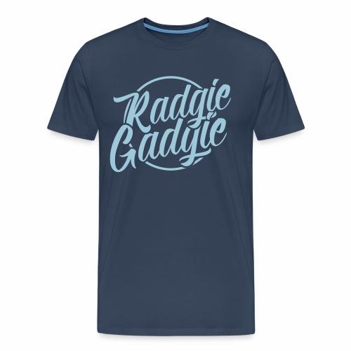 Radgie Gadgie Men's T-Shirt - Men's Premium T-Shirt