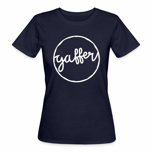 Gaffer Women's Organic T-Shirt - Women's Organic T-Shirt