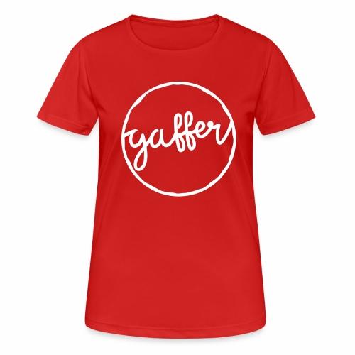 Gaffer Women's Breathable T-Shirt - Women's Breathable T-Shirt