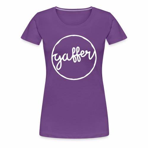 Gaffer Women's T-Shirt - Women's Premium T-Shirt