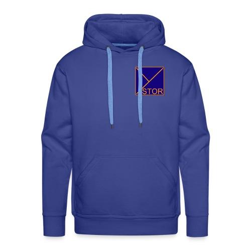 Ystor 1 - Sweat-shirt à capuche Premium pour hommes