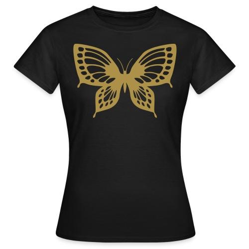 Butterfly Maze Tee - Women's T-Shirt
