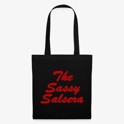 The Sassy Salsera T-shirt - Tote Bag