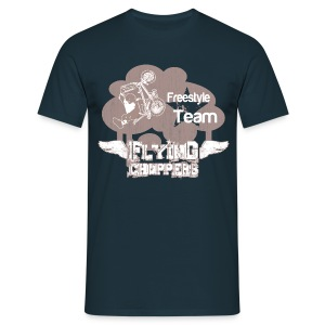 Flying Choppers Freestyle Team - Men's T-Shirt