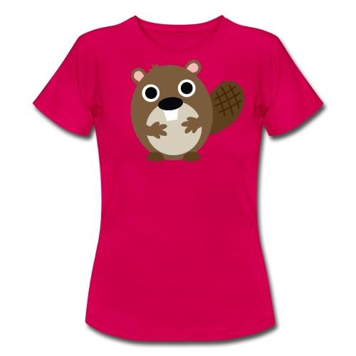 Just ein Bieber Women T-Shirt purple - Women's T-Shirt