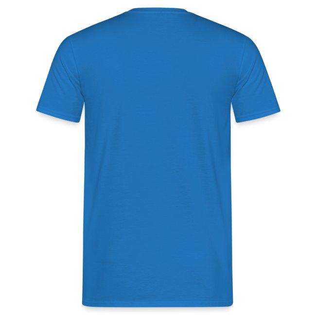 My Pen Is Huge Men T-Shirt blue