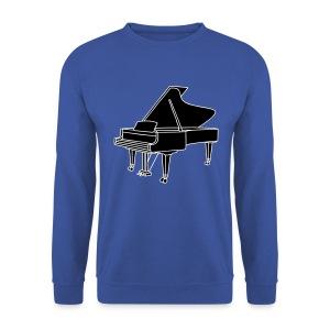 Klavier Konzertflügel 2 - Männer Pullover